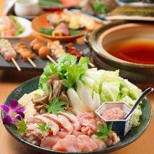 5,000日圓套餐 (11道菜)