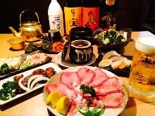 6,950日圓套餐 (11道菜)