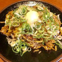 日式炒麵配飯