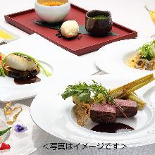 3,800日圓套餐 (6道菜)