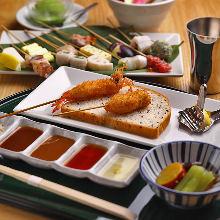 7,560日圓套餐 (6道菜)