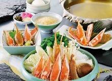 5,724日圓套餐 (6道菜)