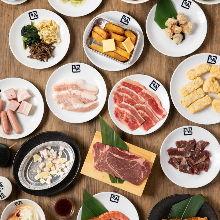 3,758日圓套餐 (100道菜)
