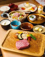 20,700日圓套餐 (7道菜)
