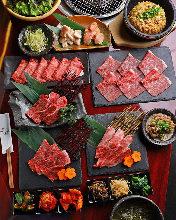 6,500日圓套餐 (12道菜)