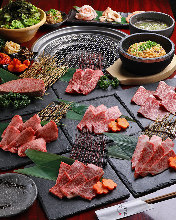 10,000日圓套餐 (14道菜)