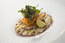 意式生醃章魚片