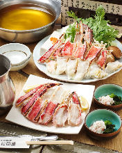 7,560日圓套餐 (4道菜)
