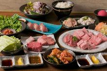 8,640日圓套餐 (12道菜)