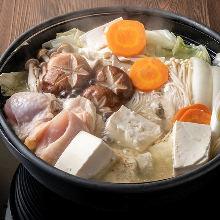 豆腐相撲火鍋