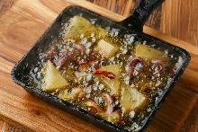 西班牙蒜香章魚