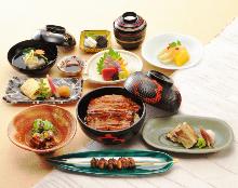 9,240日圓套餐 (5道菜)
