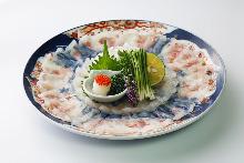 17,820日圓套餐 (8道菜)