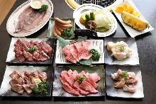 2,700日圓套餐 (12道菜)
