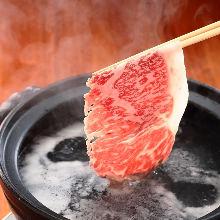 和牛涮涮鍋