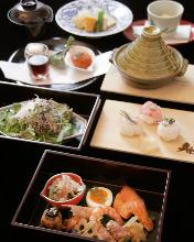 3,620日圓套餐 (8道菜)