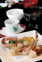 1,300日圓套餐 (8道菜)