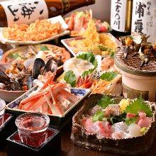 5,500日圓套餐 (10道菜)