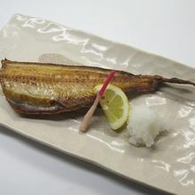 炙烤遠東多線魚