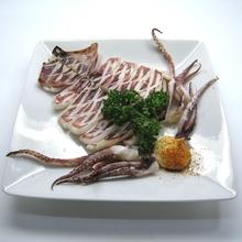 魷魚一夜魚乾
