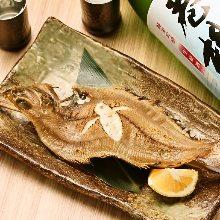 鰈魚一夜魚乾