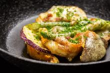米蘭風蔬菜披薩