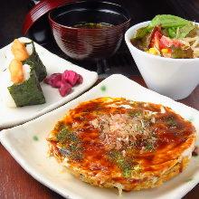 960日圓組合餐