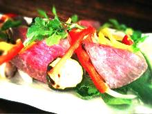 醃漬烤牛肉