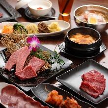 7,000日圓套餐 (13道菜)