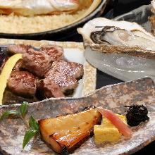 10,368日圓套餐 (8道菜)