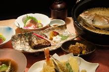 5,616日圓套餐 (7道菜)