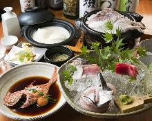 9,000日圓套餐