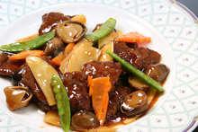 蠔油炒牛肉