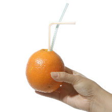 Super Fresh Orange Juice