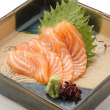三文魚(生魚片)