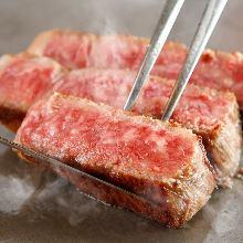 和牛瘦肉牛排