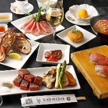 16,500日圓套餐