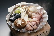 魚醬烤魷魚