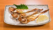 鰰魚一夜魚乾