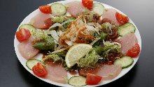 意式生醃鮪魚