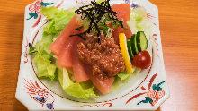 馬鮫魚(生魚片)