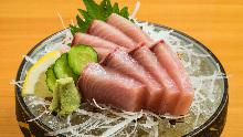 鰤魚(生魚片)