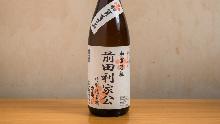 Maeda Toshiie Gentei Junmaishu