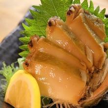 鮑魚(生魚片)