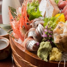 5,000日圓套餐 (7道菜)