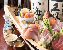 5,300日圓套餐 (7道菜)