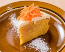 胡蘿蔔蛋糕