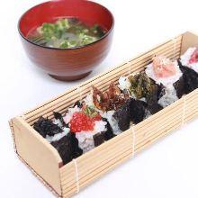 1,800日圓組合餐 (9道菜)