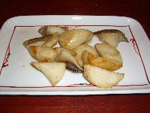奶油烤杏鮑菇
