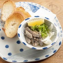 油醃沙丁魚